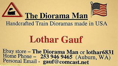 The Diorama Man