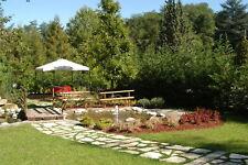 Salone per eventi con giardino