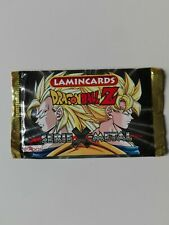 Lamincards dragon ball x metal edibas