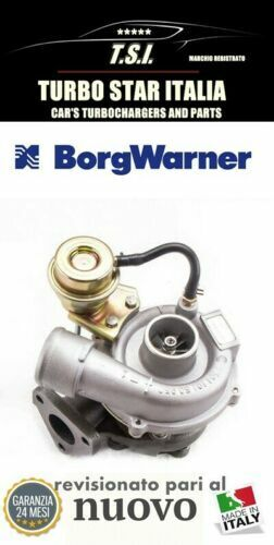 Turbina turbocompressore 53049700001 ford transit...