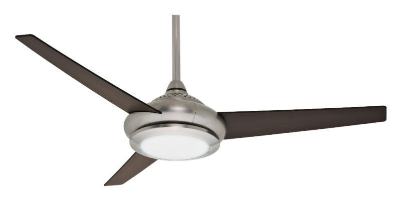 Top 10 ceiling fans with a light the casablanca tercera is yet another ultra modern ceiling fan with three simple blades that can circulate a lot more air through your living area than you aloadofball Choice Image