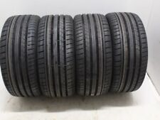 Kit di 4 gomme nuove 255/35/20 Nitto