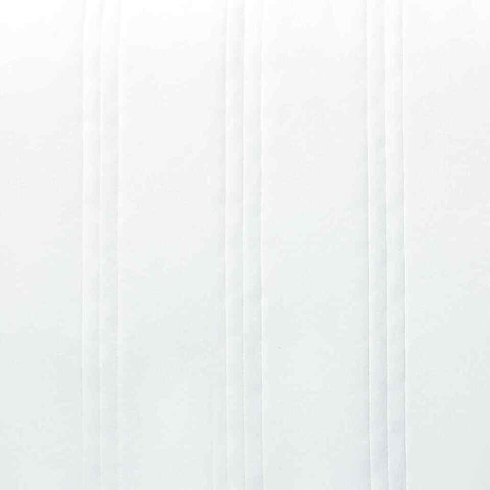 Letto a Molle Grigio Scuro in Tessuto 160x200 cm 3