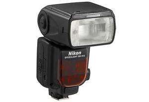 NEW-NIKON-SPEEDLIGHT-SB-910-AF-ELECTRONIC-FLASH-UNIT-For-D3100-D5100-D7000