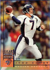 Leaf Rookie John Elway Football Trading Cards