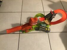 Pista Hot Wheels T-Rex