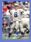 Leaf Rookie Troy Aikman Football Trading Cards
