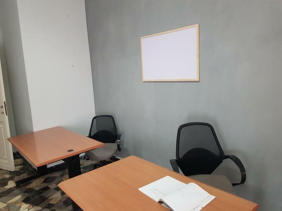 Stanza uso ufficio zona gregorio vii di 16mq 3