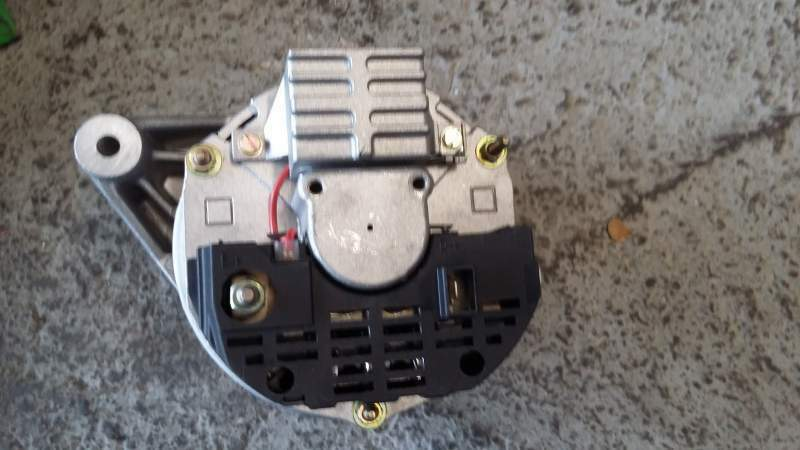 "Alternatore BMW, Opel, Vauxhall 433054-NA224(""Valeo"") 2"