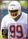 Warren Sapp Single Football Trading Cards