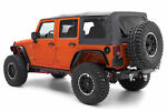 Accessories for the Jeep Wrangler Unlimited 2013