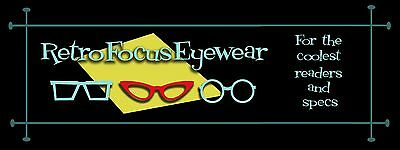 Retro Focus Eyewear