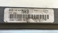 2s4a-12a650-ma pcm mako centralina motore ford focus 18 diesel