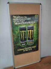 Monster energy poster nuovi originali + adesivi