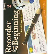 Recorder-from-the-Beginning-Bk-2-Pupil-Book-by-John-Pitts-Paperback-2004