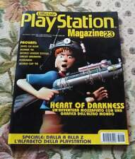 Playstation Magazine n. 23 e 25 Anno 3