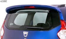 Spoiler tetto RDX DACIA Lodgy Rear Wing