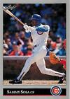 Leaf Sammy Sosa Baseball Cards