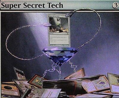Super Secret Tech