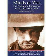 Minds-at-War-the-Poetry-and-Experience-of-the-First-World-War-by-Paperback-B