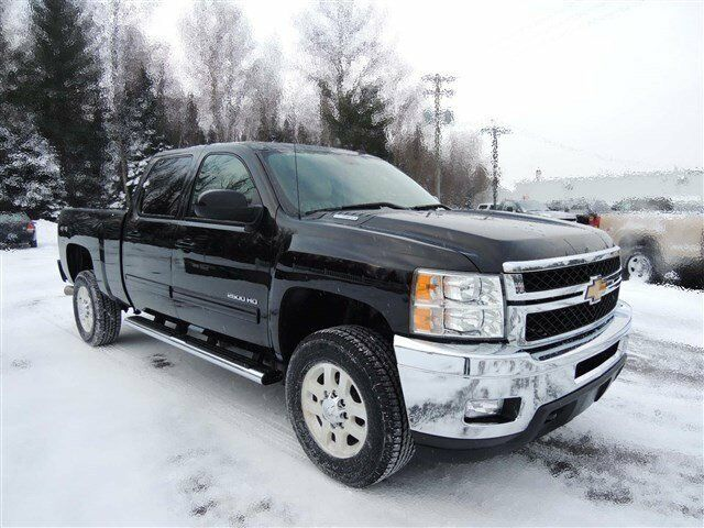 13 chevy silverado 2500hd 4x4 ltz duramax diesel rear dvd heated leather used chevrolet. Black Bedroom Furniture Sets. Home Design Ideas
