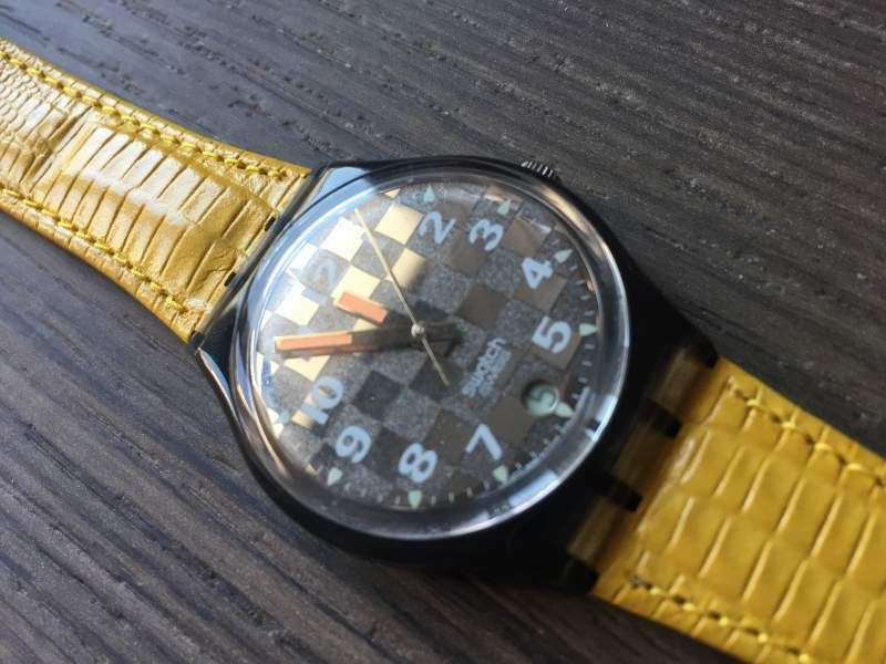 Swatch Clubs del 1993 gm402