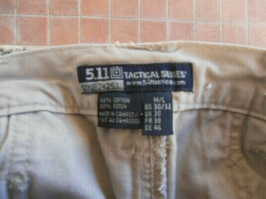 5.11 women tactical pants kakhy 3