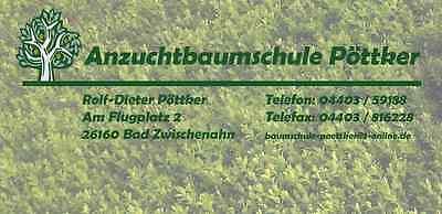 Anzuchtbaumschule Pöttker