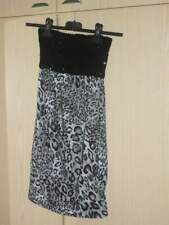 Vendo top-vestito con paillettes