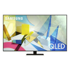 "Smart TV Samsung QE55Q80T 55"" 4K Ultra HD QLED WiFi Grigio"
