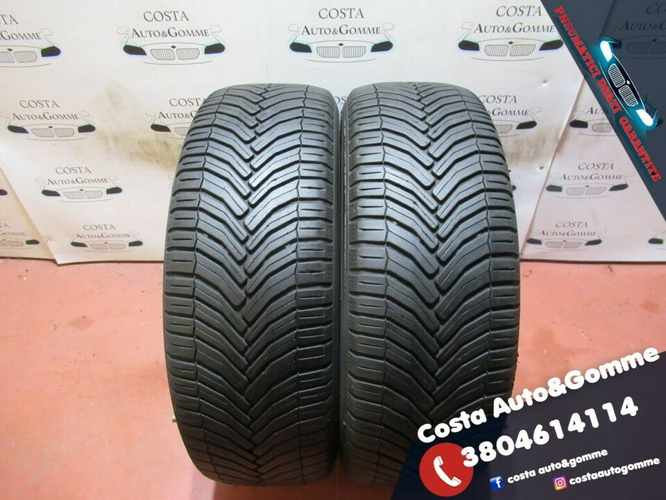 Gomme 195 55 16 Michelin 85% 2017 195 55 R16
