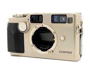 Contax G2 Vs. Contax N1