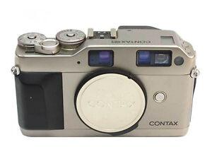 Contax G1 Vs. Lomography Fisheye 2