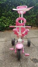 Triciclo fisher price elitÈ rosa