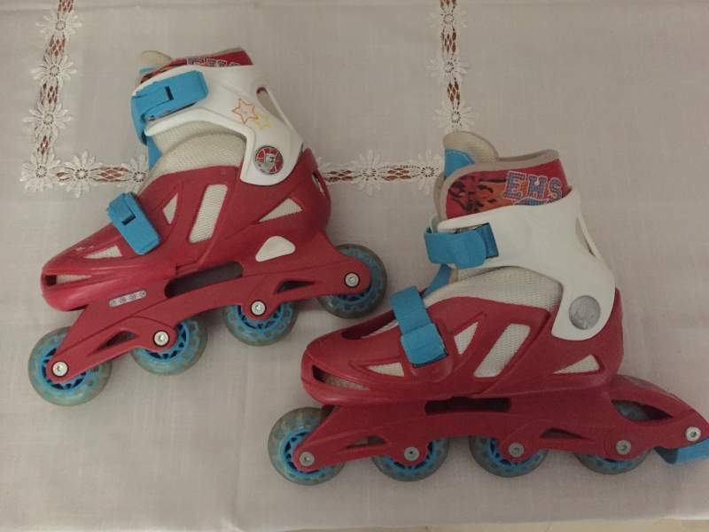 Pattini in linea rollerblade
