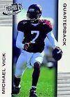 Rookie Michael Vick Philadelphia Eagles Football Cards