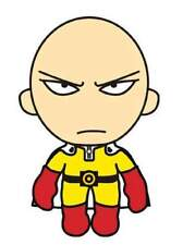 One punch man saitama angry ver plush