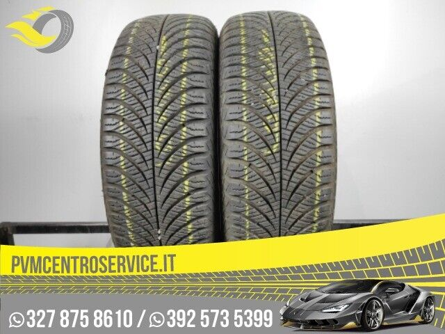 Gomme usate 185 65 15 goodyear 4s