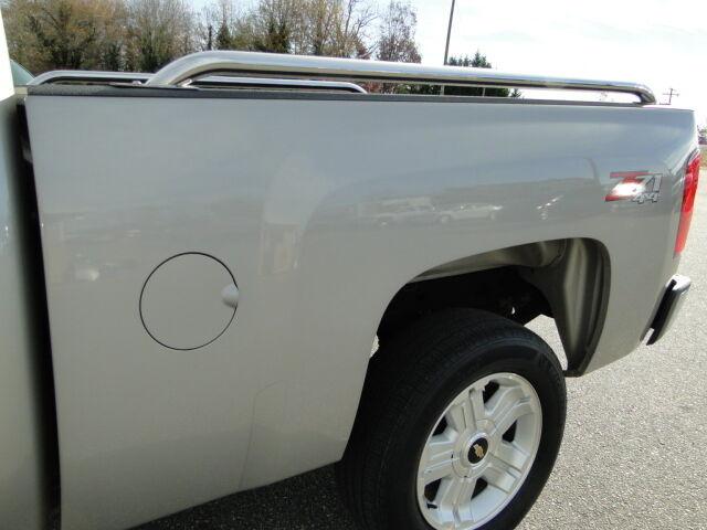 2009 Chevrolet Silverado Ext Cab LTZ 4x4 Salvage Repaired Rebuilt Salvage Title