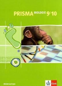 Prisma Biologie. Klasse 9/10. Niedersachsen von Irmgard Bohm, Anke Beuren und...