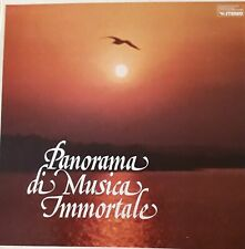 VINILE-LP 33 RPM - PANORAMA di MUSICA IMMORTALE - Cofanetto (9)