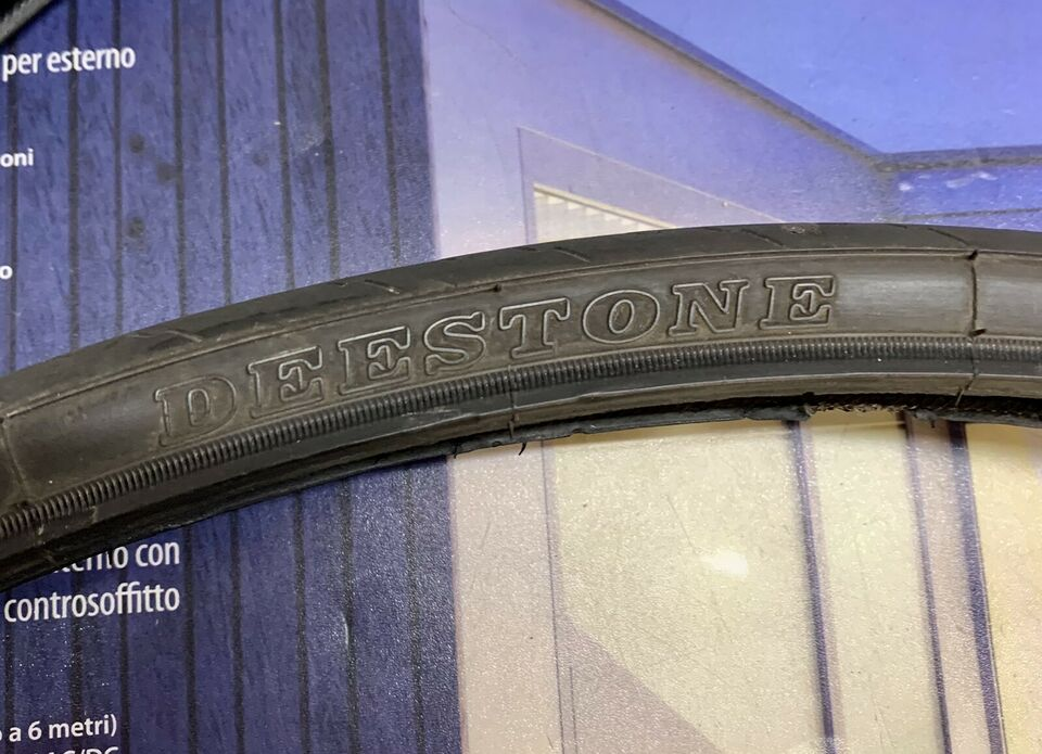 Gomme bici 4