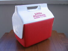 LITTLE PLAYMATE By Igloo Frigo Portatile Vintage Made in USA
