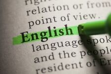 Insegnante Madrelingua English (Msc_Ph.D) conversation & tutor