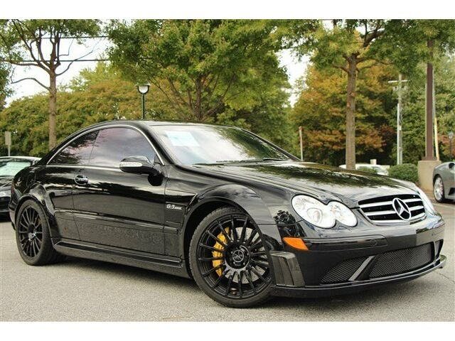 2008 mercedes benz clk 63 amg black series great for Looking for used mercedes benz