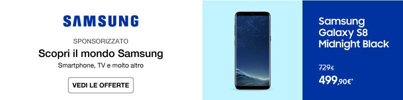 Scopri il mondo Samsung