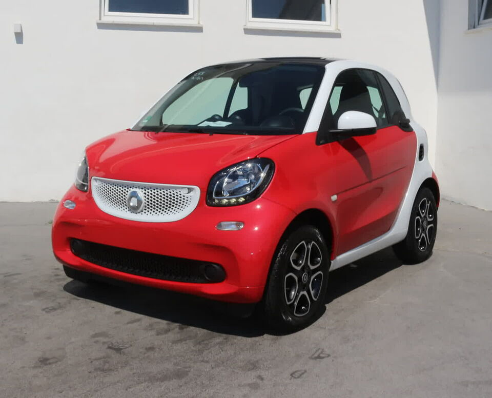 Smart fortwo 1.0 prime twinamic automatic