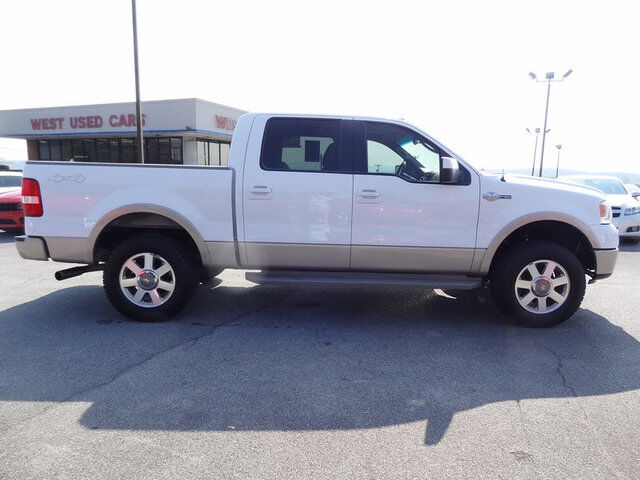 4x4 Supercre 5 4Lt Engine King Ranch Package CD Leather Heated Seats Nice Truck
