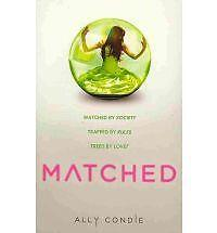 Matched-Ally-Condie-Book