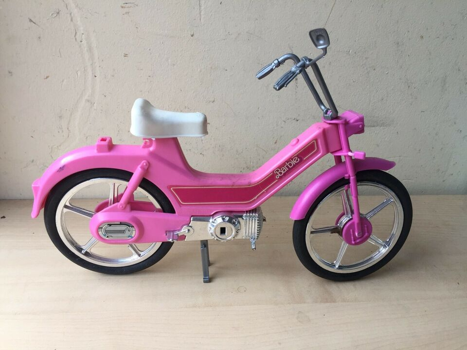 Barbie motorino Mattel del 1983 2